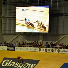 led screen hire for sporting event