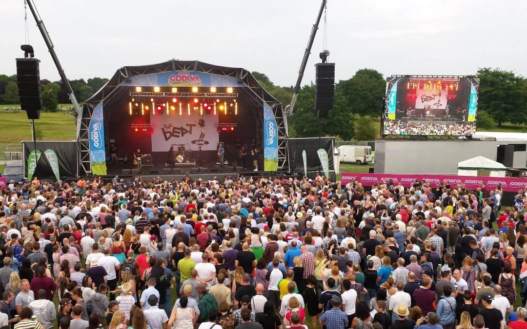 2015 Coventry Godiva Festival