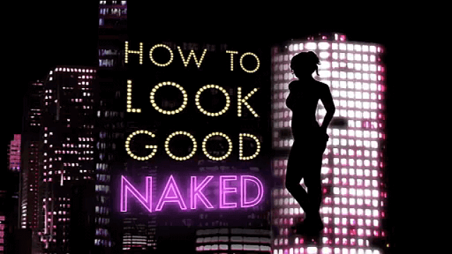 How to Look Good Naked – Cityscreen LED screen