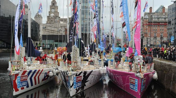 Liverpool City Council – Clipper Round the World Yacht Race 2017