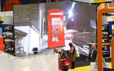 Making an impact at the Event Production Show and International Confex