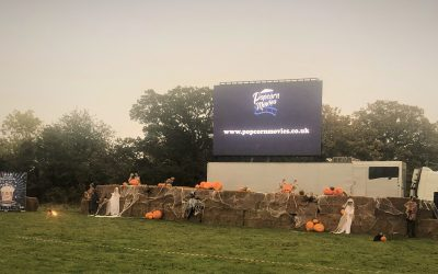 The Rise of Drive-In Events