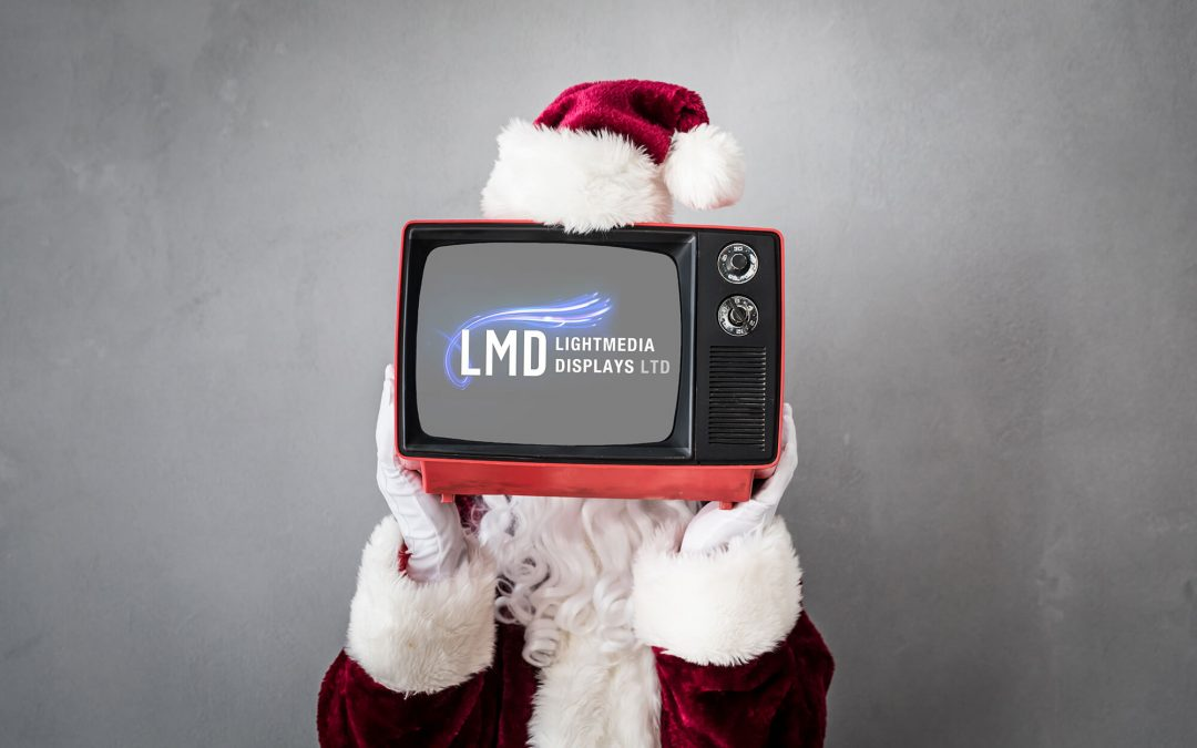 Christmas ISN'T Cancelled! The Lightmedia Team are Here to Help you Celebrate the End of 2020.
