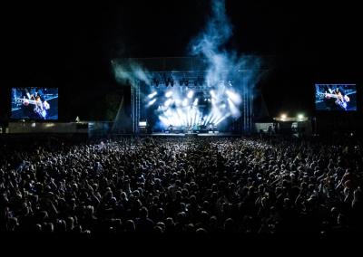 big screens for festivals