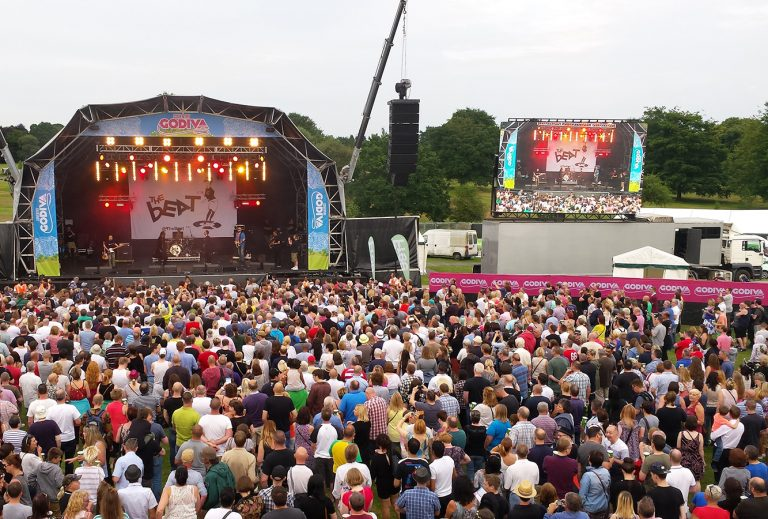 Mobile LED screen hire