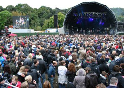festival screen hire