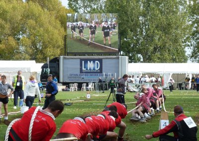 screens for sporting events