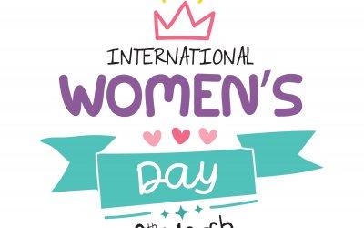 International Women's Day – 8th March 2021